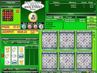 Main Street Bingo Lobby