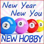 New Year, new you, new hobby